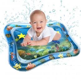Nadmuchiwana mata wodna dla dzieci zabawa centrum zabaw dla dzieci i niemowląt woda woda nadmuchiwana mata zabawa centrum zabaw