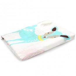 [Simfamily] 1Pc muślin 100% bawełna Baby Swaddles miękkie noworodka koce tkanina do kąpieli otulacz dla niemowląt sleepsack pokr