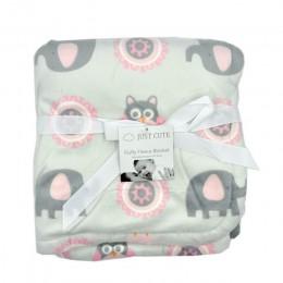 Nowe style piękne krótkie pluszowe puszyste sowa koce dla dzieci dziewczyna chłopiec noworodka swaddleme wrap Super miękkie dzie