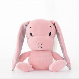 Noworodki poduszka dla dziecka dekoracja pokoju pluszowe zabawki niemowlę dzieci królik pościel dla dzieci sen zabawki lalki dla
