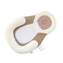 Poduszka pozycjonująca dla niemowląt zapobieganie płaskiej główce do spania bezpieczna funkcjonalna