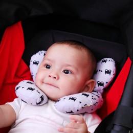 Maluch dziecko w kształcie litery U poduszka do karmienia piersią niemowlę poduszeczka dla dziecka poduszka kształcująca ciało p