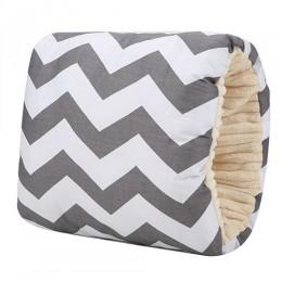 Regulowana bawełniana poduszka do karmienia piersią karmienie piersią zmywalny niemowlę karmienie piersią slajdy na ramieniu pod