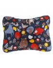 [Simfamily] 100% bawełna poduszka dla dziecka nowonarodzone dziecko anty płaska głowa dziecko poduszka do spania pościel dla dzi