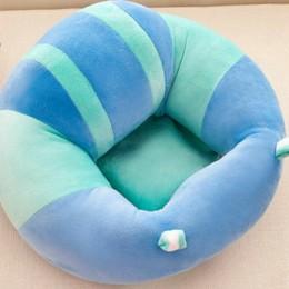 2019 Brand New niemowlę maluch dzieci fotelik dla dziecka siedzieć miękka poduszka na krzesło Sofa pluszowa poduszka zabawka wor