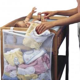 Dziecko brudne ubrania wielofunkcyjne łóżeczko organizator łóżko wiszące domowe duże łóżeczko obwód wiszące przechowywanie brudn