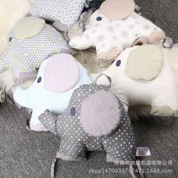 Gorąca sprzedaż ochraniacz do łóżeczka dziecięcego łóżeczko dziecięce słoń zderzak łóżeczko dla dziecka ochraniacz osłona do łóż