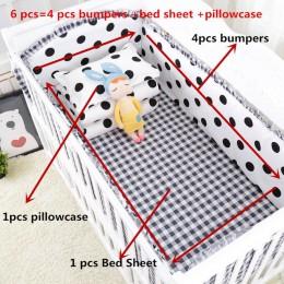 6 sztuk/zestaw niebieski wszechświat projekt pościel do łóżeczka zestaw bawełna maluch pościel dla dzieci obejmują łóżeczko dla