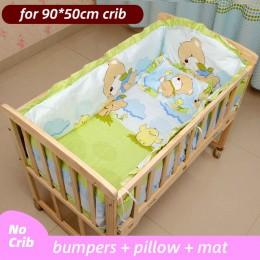 5 sztuk noworodka komplet pościeli dziecięcej dla dziewczynki chłopiec zestaw pościeli do kołyski dziecięcej osłona do łóżeczka