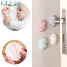 4 sztuk/partia ochrona bezpieczeństwo dziecka amortyzatory karta bezpieczeństwa ogranicznik do drzwi opieka nad noworodkami blok