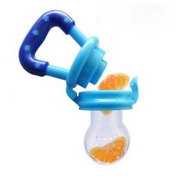 Silikonowy smoczek dla niemowląt niemowlę smoczek dla niemowląt maluch dzieci smoczek podajnik dla owoców żywności Nibler Dummy