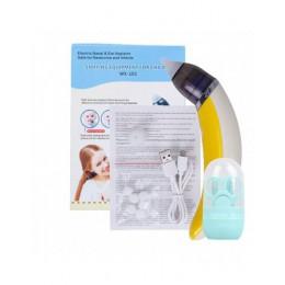 Elektryczny czyścik do nosa Kid Baby Aspirator do nosa dla dzieci nowonarodzone dziecko sucker do czyszczenia Sniffling sprzęt,