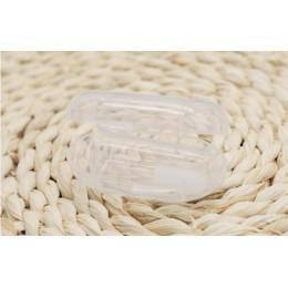 Wysokiej jakości silikonowa szczoteczka do zębów i bezpieczne dla środowiska gryzak dla niemowląt ząbkowany pierścień dla dzieci