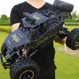 1:12 4WD RC Car zaktualizowana wersja 2.4G sterowanie radiowe zdalnie sterowane zabawkowe samochody Buggy 2020 High speed Trucks