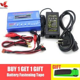 IMAX B6 cyfrowy RC bateria lipo nimh zabawka do utrzymywania równowagi z ładowarką + zasilanie prądem zmiennym 12v 5A Adapter Dr