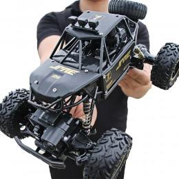 1:12 4WD RC samochodzie zaktualizowana wersja 2.4G sterowanie radiowe zdalnie sterowane zabawkowe samochody pilot zdalnego stero