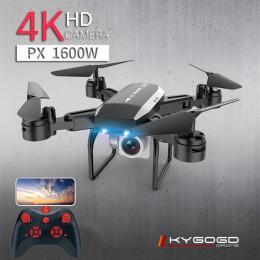 KY606D Drone FPV RC Drone kamera 4k 1080 HD realizacja wideo z dron zdalnie sterowany quadcopter zabawki dla dzieci składany Of