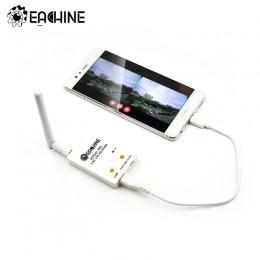 Eachine ROTG01 Pro UVC OTG 5.8G 150CH pełnokanałowy odbiornik fpv W/Audio na smartfon z androidem