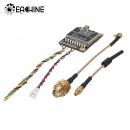 Eachine TX805 5.8G 40CH 25/200/600/800mW nadajnik fpv VTX wyświetlacz LED obsługa OSD/Pitmode/Smartaudio