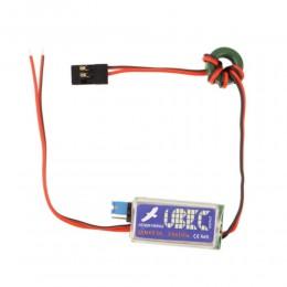 Gorący 5 V/6 V HOBBYWING RC UBEC 3A Max 5A najniższy hałas RF BEC pełne przełączanie antyjammingowe Regulator nowa sprzedaż