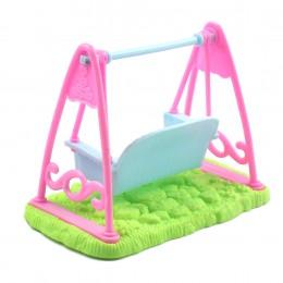 1 sztuk 13.5cm * 10cm * 7.5cm Lol lalki huśtawka zabawki dla dzieci akcesoria Lol lalki huśtawka zabawki dla dzieci akcesoria dl