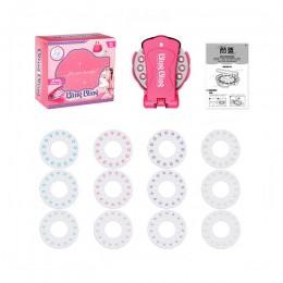 180 Gems Blingers luksusowy zestaw dziewczyny zabawki udawaj zagraj Jewel Refill Set DIY dziewczyny narzędzie do układania włosó