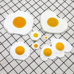 Zabawne zabawki kuchenne jajko do kuchni do jedzenia udawaj do odgrywania ról symulacja żywności owoce warzywa zabawka dla dziec