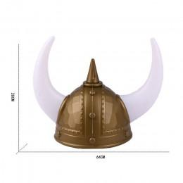 Wakacyjny kapelusz balowy zabawki rekwizyty średniowieczny rycerz wojownik czapka pod kask zabawka Cosplay sukienka podkreślając