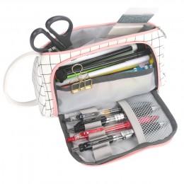 Nowy Super piórnik Kawaii o dużej pojemności piórnik szkoła piórnik dostarcza piórnik szkolne ołówki etui biurowe