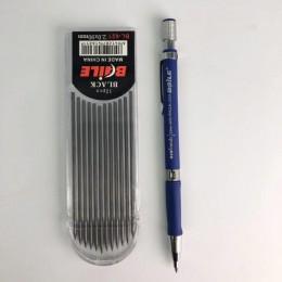 Ołówek automatyczny 2.0mm 2B rysunek pisanie aktywność ołówek with12-color refill office school stationery
