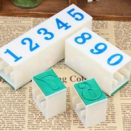 Papier do majsterkowania pamiętnik roboczy Ablum ślub alfabet literowy znaczek z cyframi analogowymi Symbol pieczęć rozdział kom