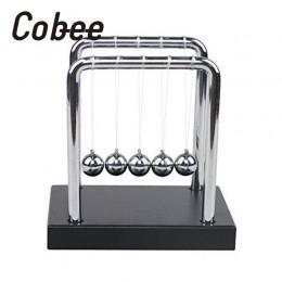 Fizyka Cobee prawa do oszczędzania energii wahadło zabawka na biurko kołyska balansujące piłki
