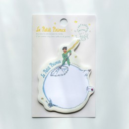 1 X Cartoon mały książę memo papierowe karteczki samoprzylepne naklejki do planowania wklej kawaii biurowe papeleria biuro szkol