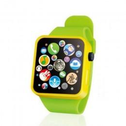 Dzieci dzieci zabawki do wczesnej edukacji dzieci Wrist Watch 3D ekran dotykowy muzyka inteligentne nauczanie dziecko gorąca spr