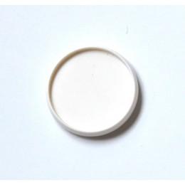 35mm 12 sztuk/partia LooseRing oprawa z tworzywa sztucznego pierścień luźne-leaf shape kolorowe do przechowywania w biurze pierś