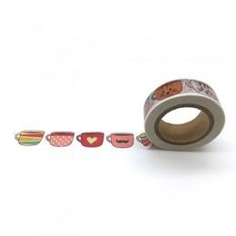 Nasz projekt 2000 styl jiataihe taśmy washi scrapbooking kawaii zdobione rocznika złota taśma maskująca diy 1 rolek/lot darmowa