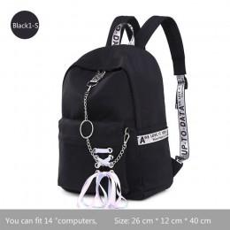 Fashion Girl tornister studentki plecak na laptopa dla dzieci torby szkolne dla nastoletnich dziewcząt kobiety szare plecaki Moc