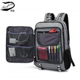 FengDong plecak szkolny dla dzieci chłopcy torby szkolne mężczyźni torba podróżna na ramię plecaki szkolne dla nastolatków bookb