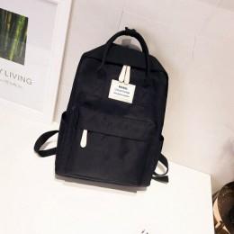 Torby szkolne dla uczniów plecaki szkolne dla kobiet torba podróżna w stylu casual Mochila tornister dla Gril wodoodporny plecak