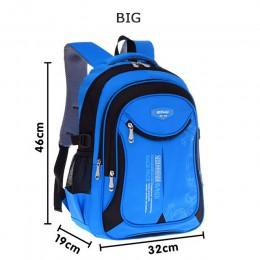 2018 gorące nowe dzieci szkolne torby dla nastolatków chłopcy dziewczęta duża pojemność plecak szkolny teczka wodoodporna książk