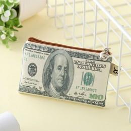 PHAMOZ torebka na monety, Mini mała torebka damska, skórzana mała moneta śliczne etui, monety dla dzieci dziewczyny portfel, spr