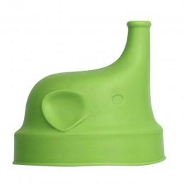 5 kolor silikonowy słoń kubek niekapek pokrywki kubek wielokrotnego użytku pokrywa Spillproof zapobieganie antyprzepełnieniu dzi