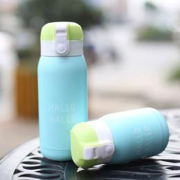 Soffe przenośna zewnętrzna kreatywna butelka termosowa 200ml wkładka ze stali nierdzewnej nadaje się do kolb próżniowych dla dzi