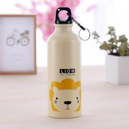 500ML prezenty dla dzieci śliczne butelki wody butelka wody ze stali nierdzewnej Hydro Flask szczelne Sport butelka do picia na