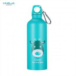 Strona główna K605 butelki sportowe ze stali nierdzewnej 500 Ml szkło sportowe na świeżym powietrzu dzieci puchar odkryty puchar