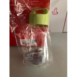 180Ml plastikowa butelka wody Mini Cute Cartoon butelka dla dzieci dla dzieci przenośny szczelny małe wody butelka Bpa za darmo