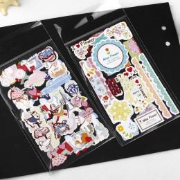 DIY zdjęcie dzieci Album papiernicze estetyczne dekoracje do domu Cartoon naklejki materiały do scrapbookingu darmowa wysyłka