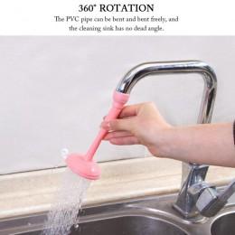 Przedłużacz do kranu zabawa zwierzęta kuchnia oszczędzanie wody dziecko dzieci mycie rąk umywalka do łazienki prezent produkty p