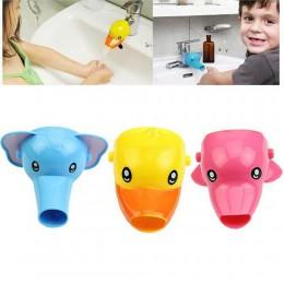 20 przedłużacz do kranu zlew uchwyt rozszerzenie maluch Kid łazienka dzieci pranie ręczne akcesoria kuchenne wysokiej jakości