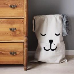 Torby do przechowywania kreskówek pojemnik na zabawki dla dzieci plecak ze sznurkiem ubrania dla dzieci ubrania worek na pranie